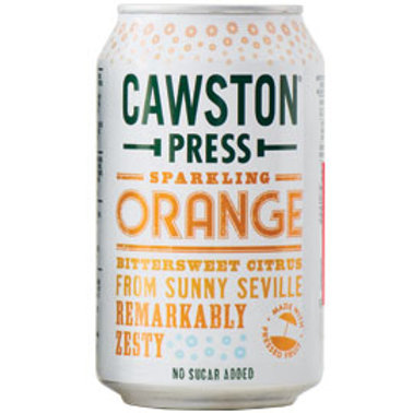 Cawston Press - Orange (330ml Can)