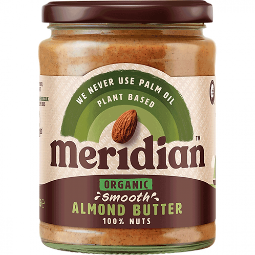 Almond Butter - Smooth (470g)
