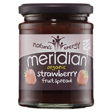 Organic Strawberry Fruit Spread (284g)