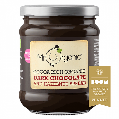 Dark Chocolate and Hazelnut Spread (200g)