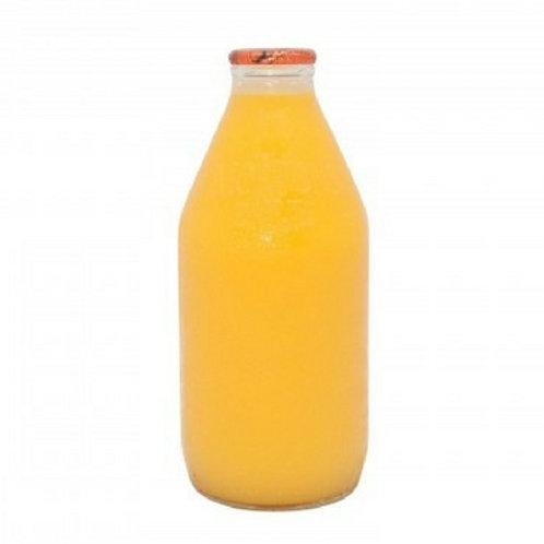 Orange Juice (Pint in Glass Bottle)