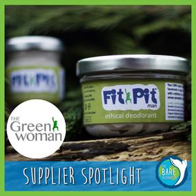 Supplier Spotlight 001: The Green Woman