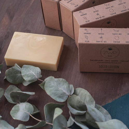 Solid Lotion Bar (90g)