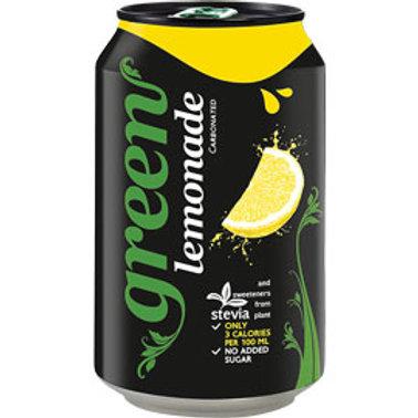 Green Cola - Lemonade (330ml Can)