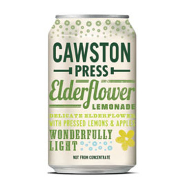 Cawston Press - Elderflower (330ml Can)