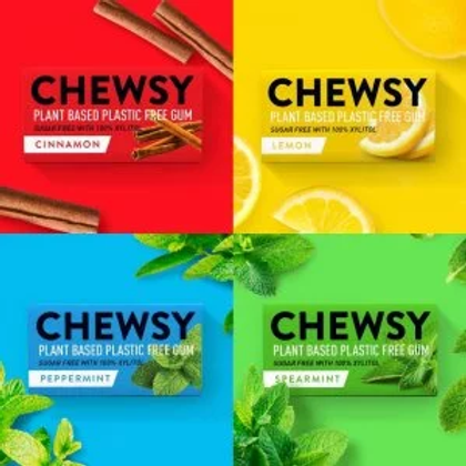 Chewsy Plastic-free Gum