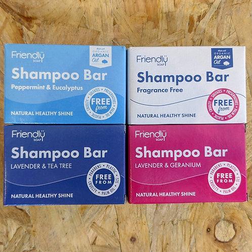 Shampoo Bar - Friendly Soap (95g)