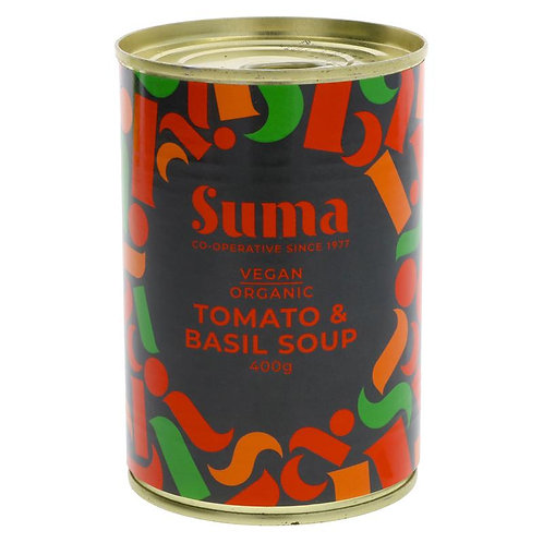 Italian Tomato and Basil Soup (400g)