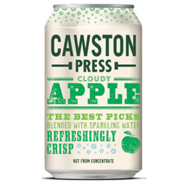 Cawston Press - Cloudy Apple (330ml Can)