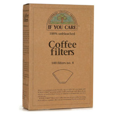 Coffee Filters (Pack of 100)