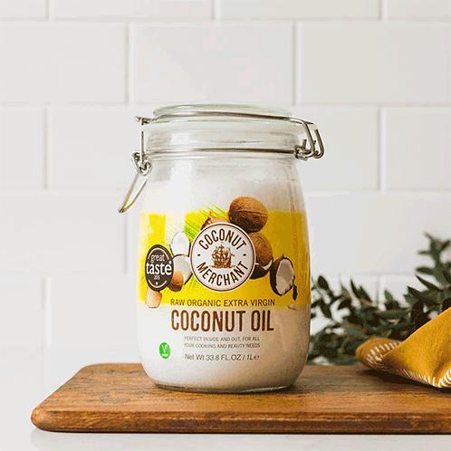 Organic Coconut Oil - Extra Virgin
