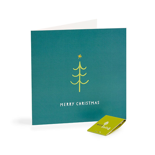 Recycled Eco Card - Minimalist Designs