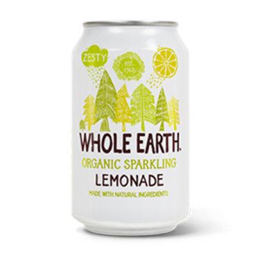 Whole Earth - Organic Lemonade (330ml Can)