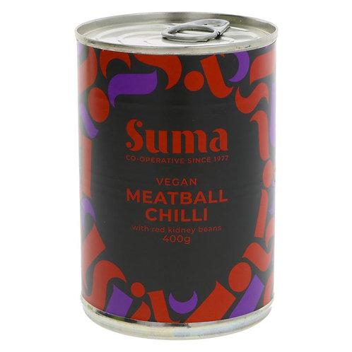 Vegan Meatball Chilli (400g)