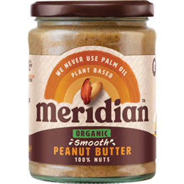Organic Peanut Butter - Smooth (470g)