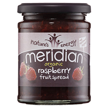 Organic Raspberry Fruit Spread (284g)