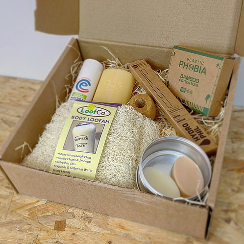 Zero Waste Personal Care Pack