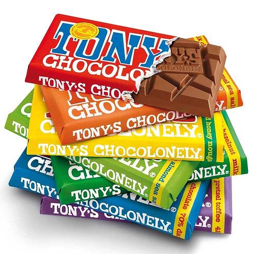 Tony's Chocolonely Chocolate Bar (180g)