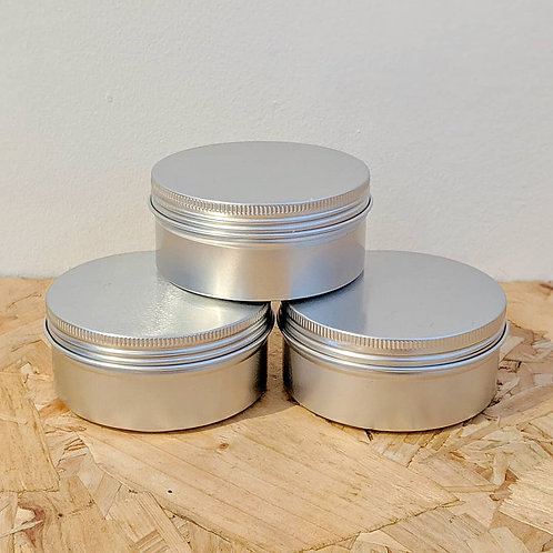 Hair Shampoo / Conditioner Bar Tin
