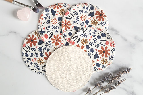 Reusable Make-up Pads (Pack of 5)