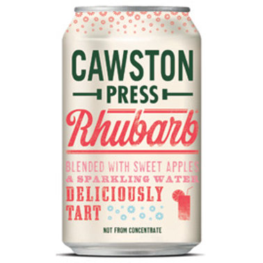 Cawston Press - Rhubarb (330ml Can)