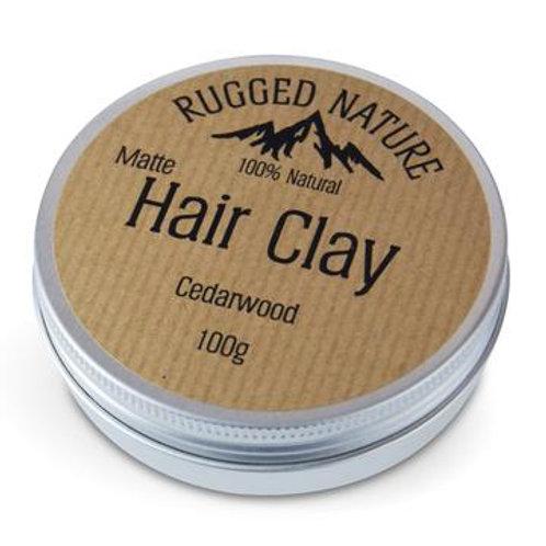 Natural Hair Clay