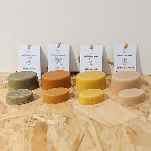 Hair Shampoo Bar (90g)