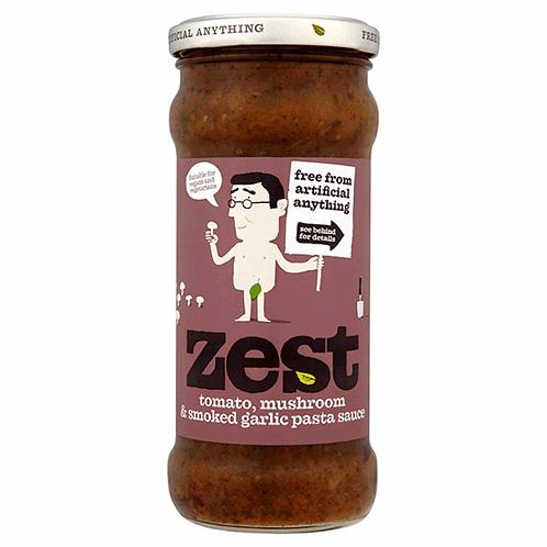 Tomato, Mushroom, Smoke Garlic Pasta Sauce (340g)