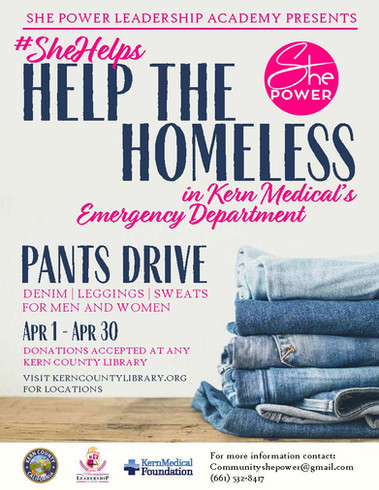 SheHelps Pant Drive 3-2019 - ShePower Ac