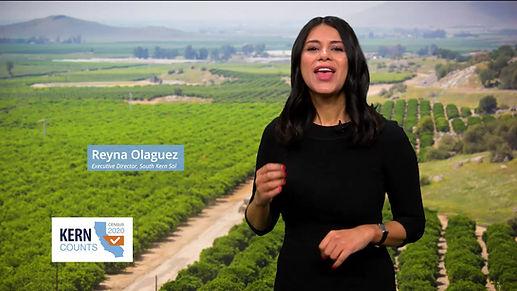 Arleana Waller & Reyna Olaguez - CENSUS 2020