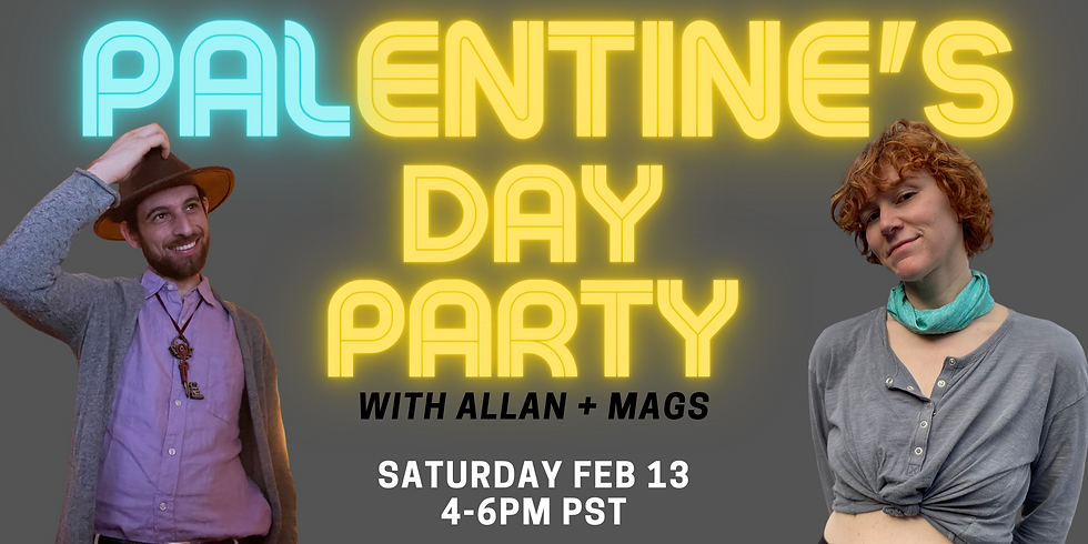 PALentine's Day Party