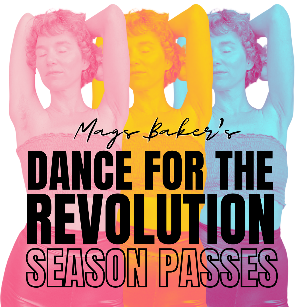 Dance for the Revolution GLITTER