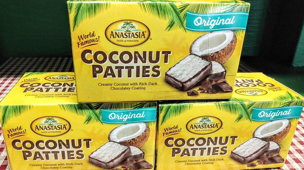 Anastasia Coconut Patties