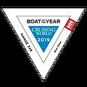 Hanse 348 - Boat of the Year (Cruising W