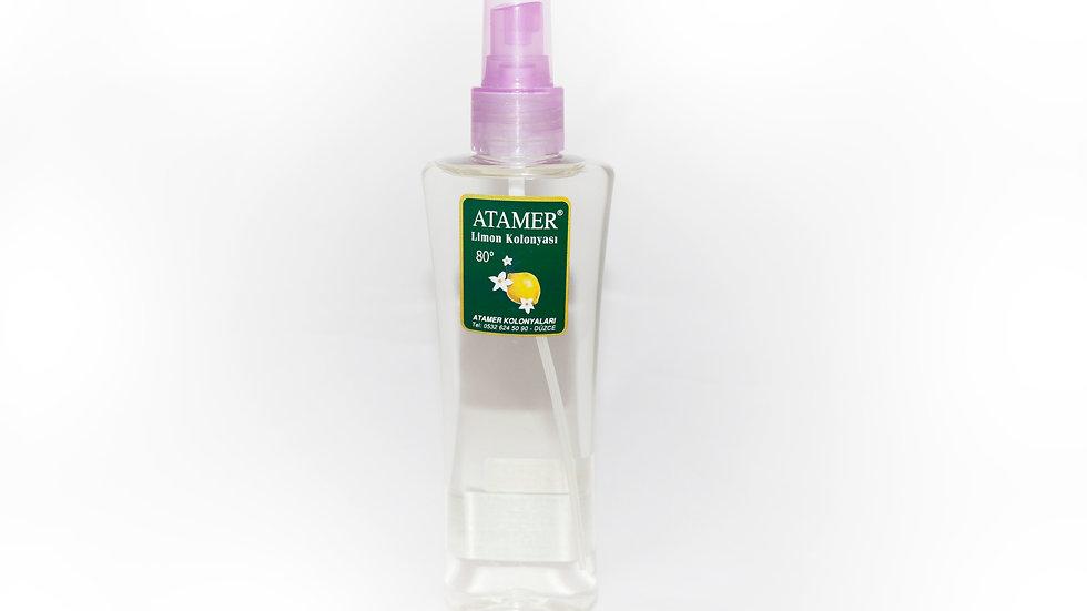 Efru- 80 Derece Limon Kolonyası 170 ml Sprey