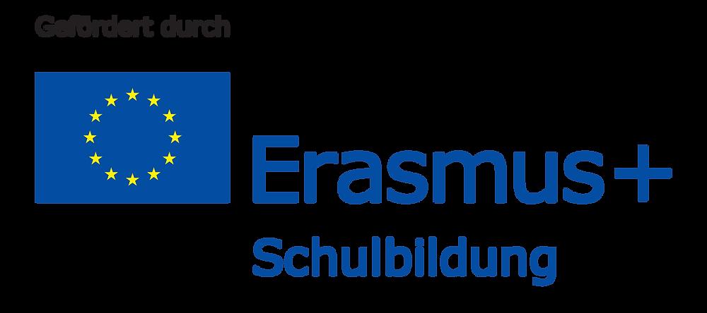 Gefördert durch die Europäische Union im Rahmen von Erasmus+