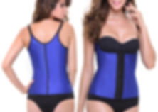 Corset Shape intimax blue