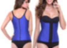 Corset Shape intimax azul