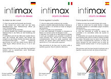 corset manual intimax