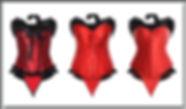 Cintre intimax: Corset par Couleur