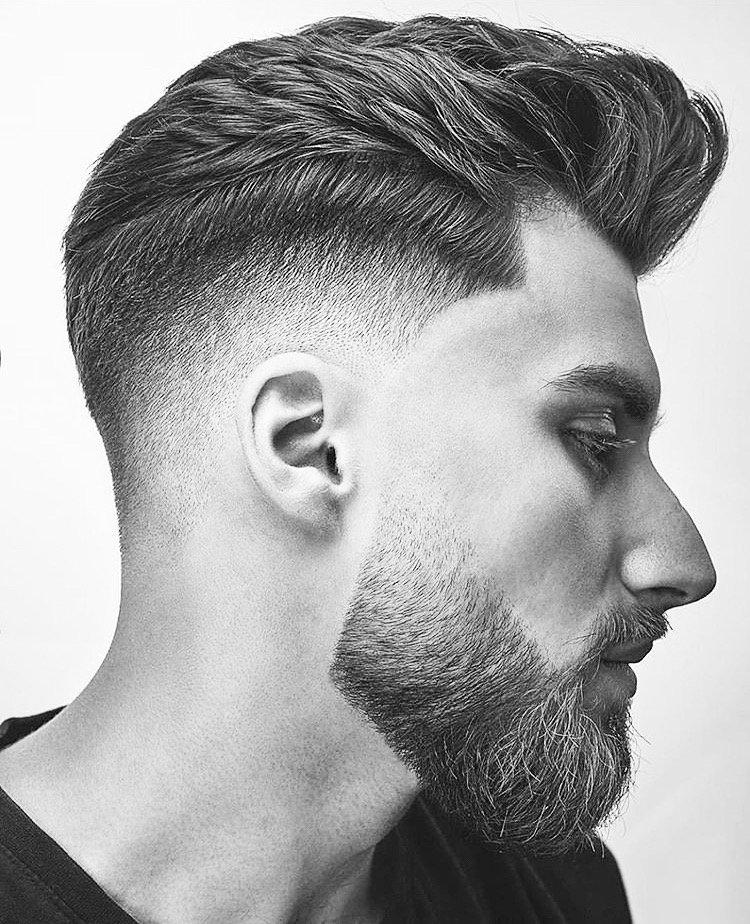 Coupe + barbe