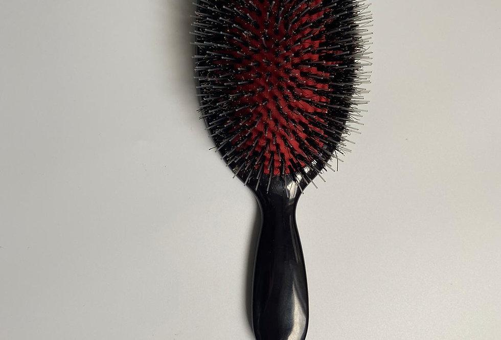 Hair extensions brush