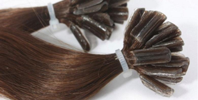 Nail Tip bonds 20g Remy russian human hair