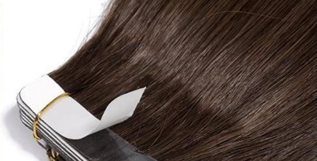 Tape in 50g Remy Russian human hair