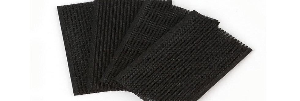 Hair grip pads x3