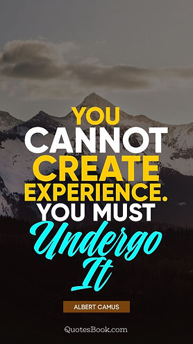 experience-quote-you-cannot-create-exper