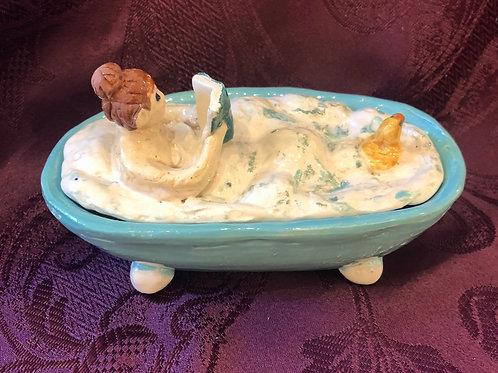 Bath Tub Jar