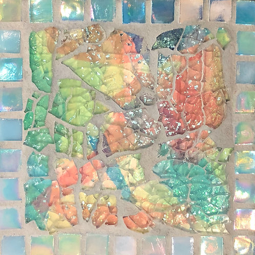Glass Mosaic Trivet