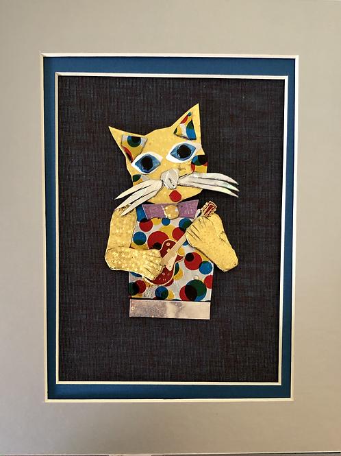 Guitar Cat