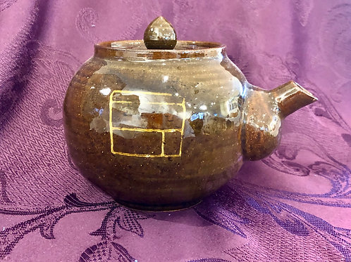Side Handle Teapot